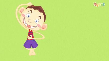 """哈利讲故事:谐趣睿智 才智小天地 小男孩自称是小猴子,原来他的家人都是""""动物""""的化身啊"""