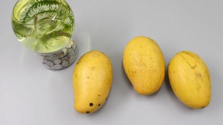 不管买什么品种的芒果,从这3方面入手,不会买错,一挑一个新鲜
