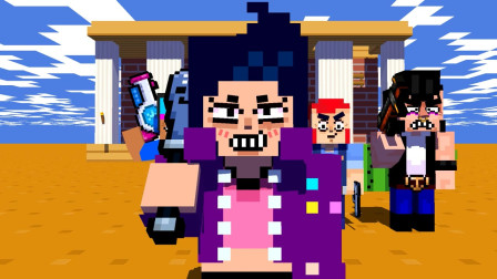 我的世界动画-射击大师-Things Craft