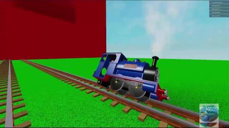托马斯坦克引擎翻转托马斯和朋友只要你想要机器人三