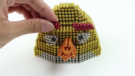 如何让愤怒的小鸟用磁球夹住满意的视频