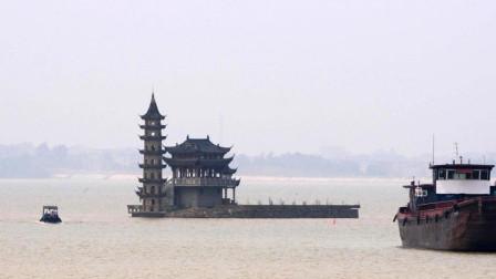 中国最神秘的水下宫殿,一年只出现一次,至今仍是不解之谜
