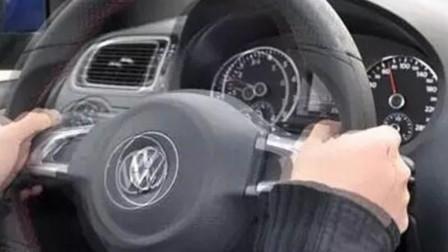汽车加速到100以上方向盘会动是什么原因?