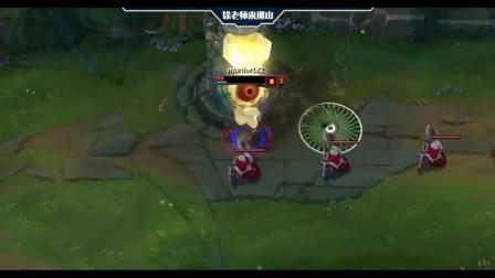 LOL徐老师来巡山:看到太阳妈,潘森的头盔瞬间变成绿色!