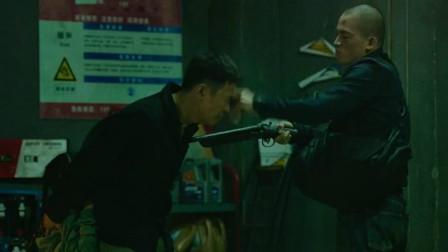《铤而走险》欧豪这一段太真实了大鹏的脸都被打肿了