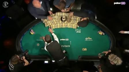 【小米德州扑克】2019WSOP 17 主赛事
