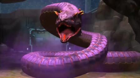 侏罗纪世界进化:活动衔尾蛇确实猛