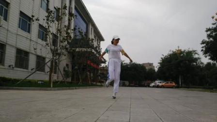 分享一段鬼步舞基础舞步,学员过关视频,一起来挑战