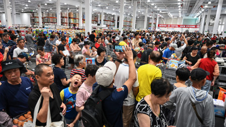 """东方市场的""""魅力""""?一家美企在东方开业后,结果让美媒没想到?"""