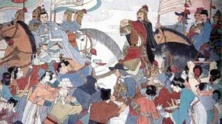 """纪录片《中国通史》片段:岳飞郾城大捷与宋金""""绍兴和议"""""""