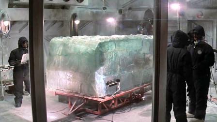 科学家在冰层中发现一个4万年前的古人类,解冻后,他竟然活了过来!