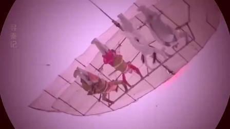 寻秦记 陈翔自制简易版滑翔机 飞起来把敌人都吓坏了