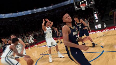 NBA 2K20 宣传视频