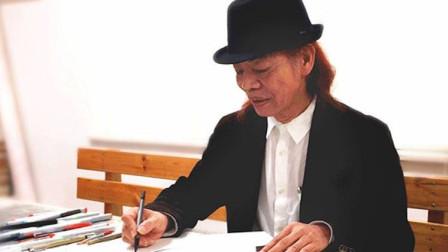 蔡志忠:为了创作漫画,连夫人都能够得罪,躲起来让她找不到