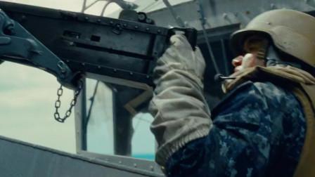 超级战舰:小伙下令攻击,不料敌方出动风火轮,打得措手不及