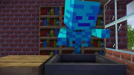 我的世界动画-怪物学院-凋灵骷髅-iCraft