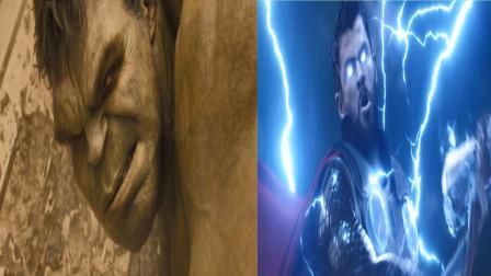 高怒绿巨人与觉醒雷神打一架谁会赢?