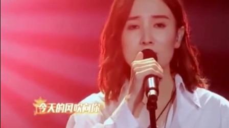 宋佳小花演唱《春风十里》开口跪,一点也不输原唱!