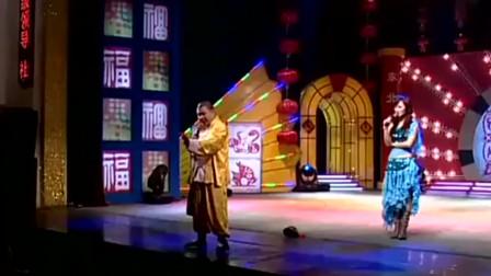 孙小宝夫妻搞笑二人转,演出非常接地气,网友太逗了