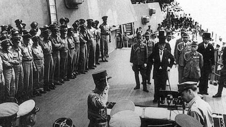 历史上的今天丨1945年9月2日,日本签署无条件投降书
