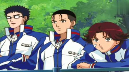 网球王子:全国大赛,青春学园VS比嘉中,龙马学了个新招归来