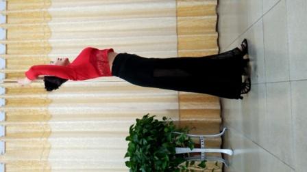 洁琼 简单形体舞《红枣树》,任妙音的歌声美妙,舒心!