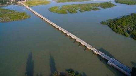 伊历史 中国第一座跨海大桥,屹立千年为何不倒?