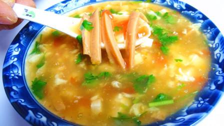 秋天干燥要多喝这道汤,成本不到5块,营养开胃,孩子天天喝不腻