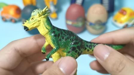 头上长大包的恐龙:肿头龙,生气了拿头撞敌人!