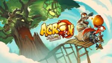 《Acron:Attack of the Squirrels》Oculus预告片