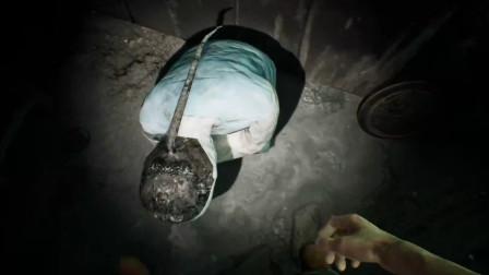 《纸人》02集:楚河想上殷府二楼见女儿,被僵尸突然扑倒