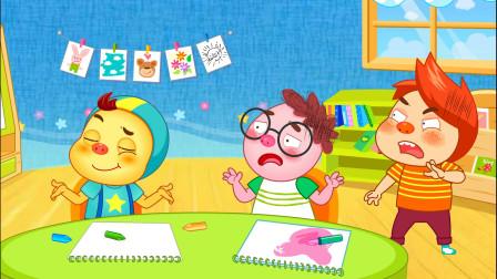 搞笑的艾伦-艾伦是好孩子(上)小朋友要做听话的好宝宝
