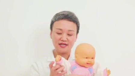 4-6个月的宝宝在家做注视训练,培养孩子认知能力!