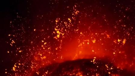 """世界上最""""憋屈""""的火山,一直燃烧了上百年,却被人们拿来烤肉"""