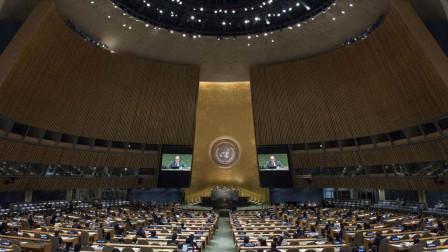 联合国重新决议决定中国地位,美俄两国一致赞同,日本反对无效