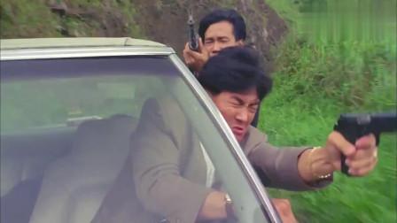 香港经典功夫警匪片,女神胡慧中和李赛凤强强联手,还是老港片好