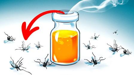 7种相对自然的驱蚊香气
