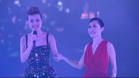 《2012 Concert YY 黄伟文作品展》容祖儿、彭羚演唱《心淡》