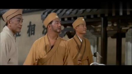 香港经典武打电影,邵氏版《火烧红莲寺》,54年前拍摄的制作精良