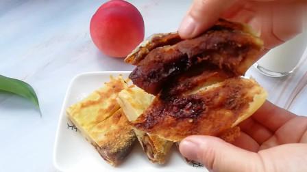 口感绵软,香中带甜的麻酱糖饼,做法窍门都告诉你,家人爱吃极了