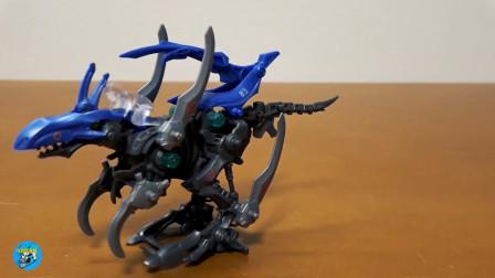 组装恐龙神兽玩具,儿童玩具亲子互动,悠悠玩具城