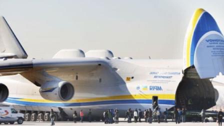 全球最大的飞机,整个地球仅此一架,至今只有一个机场可以降落!