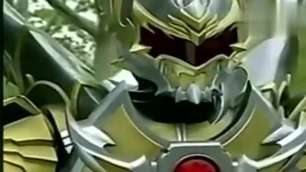 铠甲勇士:帝皇侠第一次登场果然够逆天,五简直随随便便