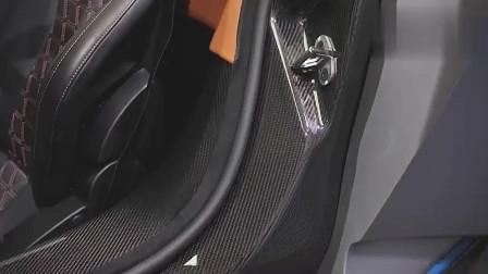 千万级豪车宾尼法利纳$2, 250, 000电动超级跑车