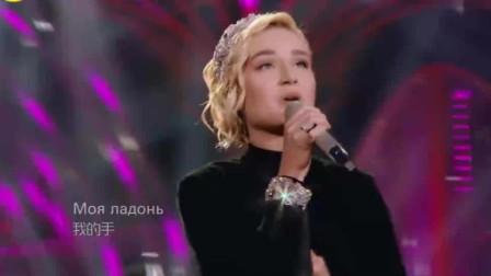歌手:补位歌手波琳娜《布谷鸟》获冠军,女王范炸裂高音
