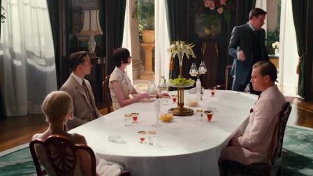 悲剧《了不起的盖茨比》,当一个男人为女人付出了所有才发现,一切都不值一提