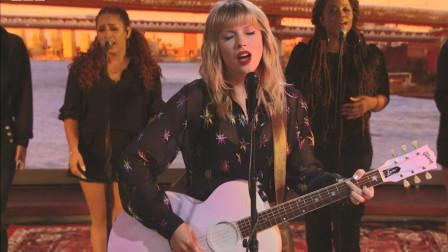 【猴姆独家】超棒der~~霉霉#Taylor Swift#最新英国现场大首播
