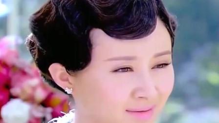 烽火佳人:杜允唐假装睡觉,佟毓婉亲吻了一下,杜少心里美滋滋