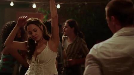 史密斯夫妇:刚认识的第一晚,两人就确定了彼此的关系,厉害!