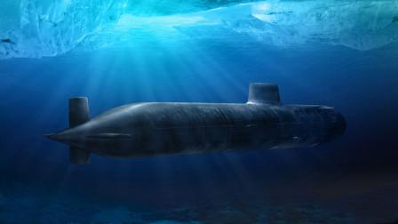 鲸鱼可以潜入到很深的海底,为什么潜艇却不行呢?今天算长见识了